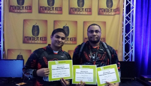 WA Fighters start 2015 with Two 1st Place Finishes at 10th Annual Otronicon